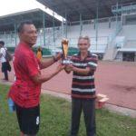 Way sport CUP : Old star 02 raih juara satu