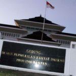 RAPBD 2020 Banten Prioritaskan Kesehatan, Pendidikan dan Infrastruktur