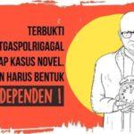 Amnesti Internasional Anggap Tim Satgas Polri Gagal Ungkap Dalang Penyerang Novel