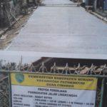 Kades Ciberes Subang, Edy : Dana Desa Untuk Membangun Jalan Dusun