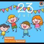 Hari Anak Nasional : Perlindungan Anak