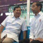 Prabowo Bertemu Jokowi, Tak Ada Lagi 01 – 02