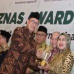 Bupati Serang Raih Baznas Award