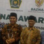 Alhamdulillah, Banten Raih Baznas Award
