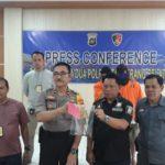 Polsek Kelapa Dua Polres Tangerang Selatan berhasil ungkap Kasus Pencurian Kendaraan Bermotor