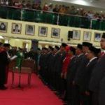 DPRD Kabupaten Tangerang Ajukan Calon Pimpinan Dewan 2019-2024