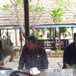 Pelantikan Syafrudin Sebagai Ketum DPP Bandrong di Meriahkan Seni Kolosal