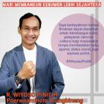 Kebumen – Pemilihan Kepala Daerah (Pilkada) yang akan digelar untuk Kabupaten/Kota di Indonesia termasuk Kabupaten Kebumen sudah di depan mata.