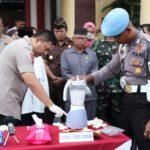 Polda Banten Musnahkan Narkoba Sabu dan Ganja