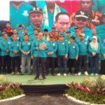 DLH Tangsel, Gelar Gebyar Sahabat 3R dan Deklarasi Peduli Sampah
