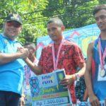 Ratusan Pelari Jateng DIY Meriahkan Lomba Lari Tegal Bahari 10 K