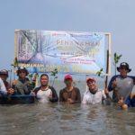 IKPP Serang Tanam 20 Ribu Pohon Mangrove