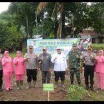 Peringati Hari Lingkungan Hidup Indonesia, Polres Serang Kota Tanam 2 Ribu Pohon