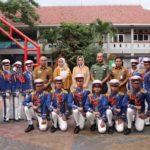 Airin Ingatkan Pentingnya Jiwa Pancasila Kepada Sejumlah Siswa Di Tangsel
