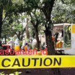 39 Drum Tanah Terpapar Radiasi Di Tangsel Akan Di Bawa Ke Pusat Limbah PLTR