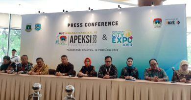 Dihadiri 98 Kota se-indonesia Tangsel Jadi Tuan Rumah Apeksi VI