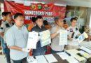 Polres Metro Kota Tangerang Bekuk 4 Pelaku Perdagangan Orang