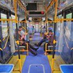 Kurangi Resiko Penularan COVID-19 Angkutan Umum Lakukan Penyesuaian Oprasional