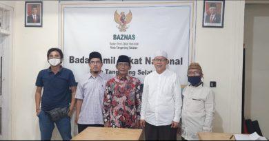 Baznas Kota Tangsel Salurkan 14 Ribu Paket Sembako untuk Warga Terdampak Corona