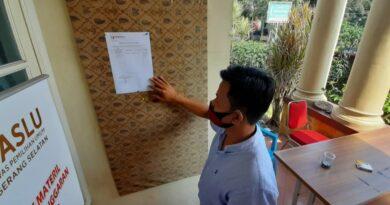 Bawaslu Putuskan Camat Pondok Aren Diduga Bersalah Terkait Broadcast Pilkada di Tangsel
