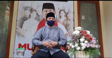 Didukung Gerindra dan PDIP, Muhamad : Ingin Masyarakat Tangsel Aman, Nyaman dan Happy