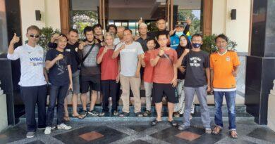 """Tim Old Star 02 Sambangi Kampung Halaman WSD """"Lomba Mancing Jadi Hiburan"""""""