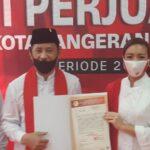 Pilkada Tangsel 2020 PDIP Resmi Usung Muhamad-Saras