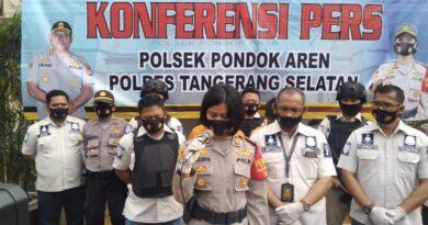 Polisi Tangkap Dua Pejambret Kalung Emas Nene 90 Tahun di Tangsel